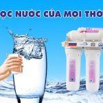 Máy lọc nước Nano nào phổ biến tại Việt Nam?